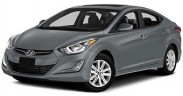 New 2015 Hyundai Elantra: $179 a month for 36 months