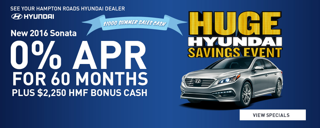 Hampton Roads Hyundai Dealers